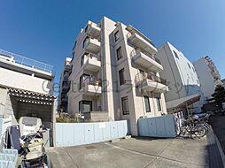 大阪府池田市鉢塚3丁目の賃貸マンションの外観