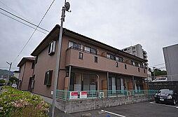 プレジデントタカヤVI A棟[1階]の外観
