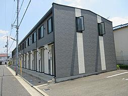 大阪府八尾市北本町4丁目の賃貸アパートの外観