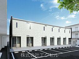 JR青梅線 河辺駅 徒歩11分の賃貸アパート