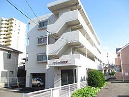 愛媛県松山市竹原3丁目の賃貸マンションの外観
