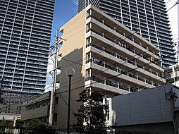 大阪府八尾市跡部北の町2丁目の賃貸マンションの外観