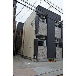 福岡県福岡市博多区那珂2丁目の賃貸アパートの外観