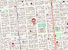 地図,2DK,面積42.93m2,賃料5.3万円,札幌市電2系統 西線14条駅 徒歩5分,札幌市電2系統 西線11条駅 徒歩4分,北海道札幌市中央区南十三条西13丁目2番38号