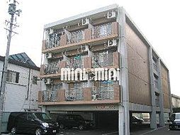 MKタウン江場 B棟[3階]の外観