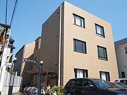 京都府京都市山科区音羽沢町の賃貸マンションの外観