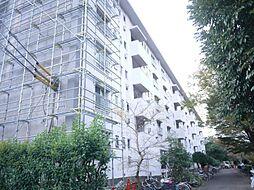 新栄団地4-11号棟 5階部分