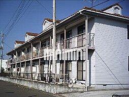 第二コーポ小幡[1階]の外観