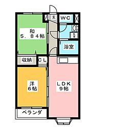 御油駅 4.5万円