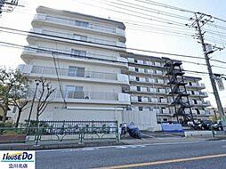 中古マンション 百草園スカイハイツ 1階