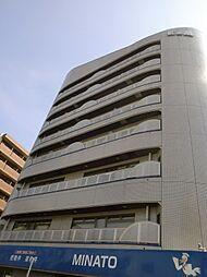 シェポールK&M[6階]の外観