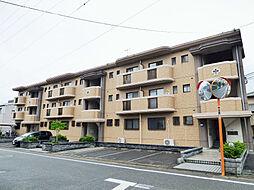 プラム惣利[3階]の外観