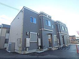 近鉄京都線 久津川駅 徒歩3分の賃貸アパート