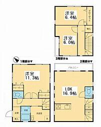 東京都目黒区目黒3丁目
