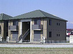 フォーリーブスB[1階]の外観