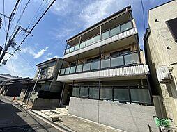 朝田マンションの外観画像