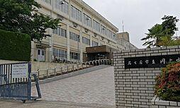 名古屋市立円上中学校…約679m