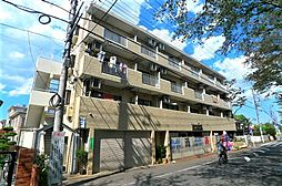 キャッスル萩山[3階]の外観