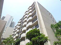 兵庫県神戸市中央区港島中町6丁目の賃貸マンションの外観