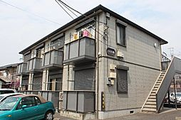 メゾンドパストラル弐番館[2階]の外観