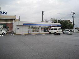 ローソン安八大明神店 810m  大垣大橋の東側にある、駐車場も広いコンビニです。