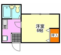 幕張駅 2.3万円