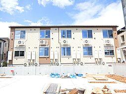 愛知県名古屋市緑区小坂1丁目の賃貸アパートの外観