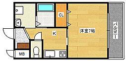 スパーチ[2階]の間取り