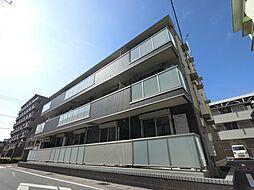 千葉県千葉市中央区祐光2丁目の賃貸アパートの外観