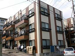 神奈川県横浜市戸塚区矢部町の賃貸マンションの外観