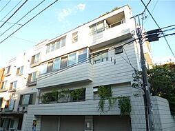 東京都渋谷区神山町の賃貸マンションの外観