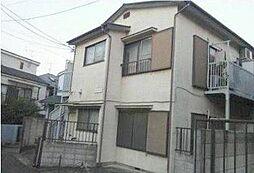 東京都杉並区成田西3丁目の賃貸アパートの外観