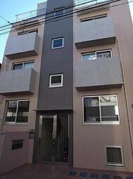東京都目黒区目黒本町1丁目の賃貸マンションの外観