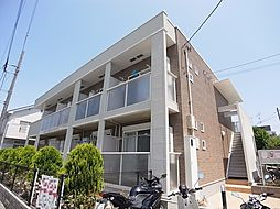 小田急小田原線 小田急相模原駅 バス9分 水道路下車 徒歩5分の賃貸アパート