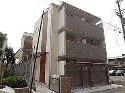 京阪本線 西三荘駅 徒歩10分の賃貸アパート