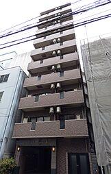 東京都中央区東日本橋1丁目の賃貸マンションの外観