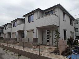 東京都小金井市緑町3丁目の賃貸アパートの外観