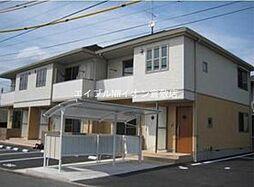岡山県倉敷市浦田丁目なしの賃貸アパートの外観