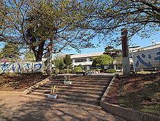 つくば市立島名小学校(1800m)