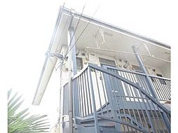 ハイツ山本[1階]の外観