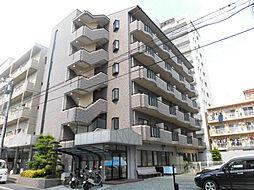 愛媛県松山市萱町2丁目の賃貸マンションの外観