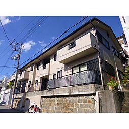 兵庫県神戸市長田区片山町4丁目の賃貸アパートの外観
