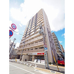 パークフラッツ尼崎[6階]の外観