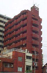 ライオンズマンション博多中央[8階]の外観