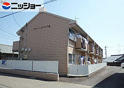 タウニーカワムラA[2階]の外観