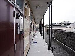 兵庫県赤穂市細野町の賃貸アパートの外観