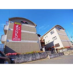 奈良県香芝市磯壁4丁目の賃貸マンションの外観