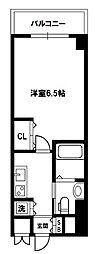 レジュールアッシュ北大阪グランドステージ[7階]の間取り