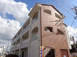 兵庫県小野市西本町の賃貸マンションの外観