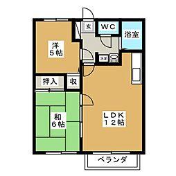 薬師堂駅 5.5万円
